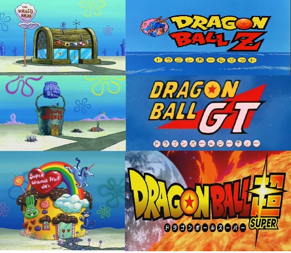 dragon ball - meme