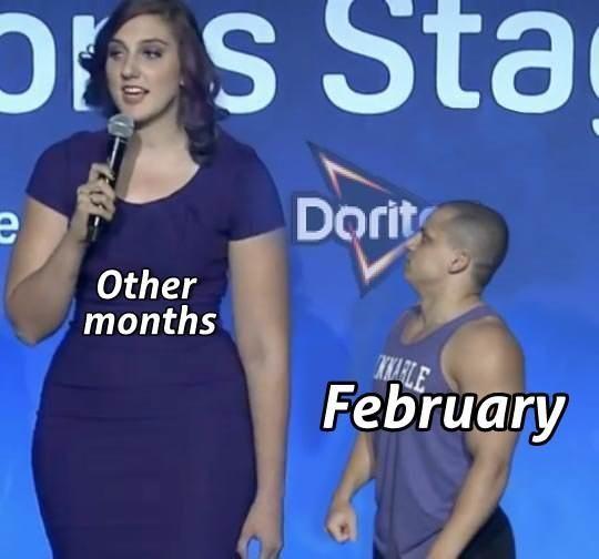 It be like that - meme