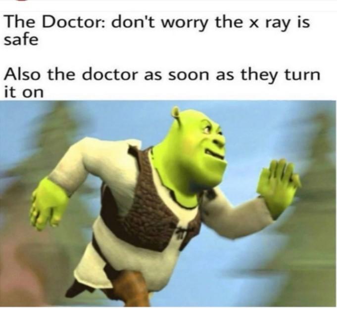 Rayon gamma - meme