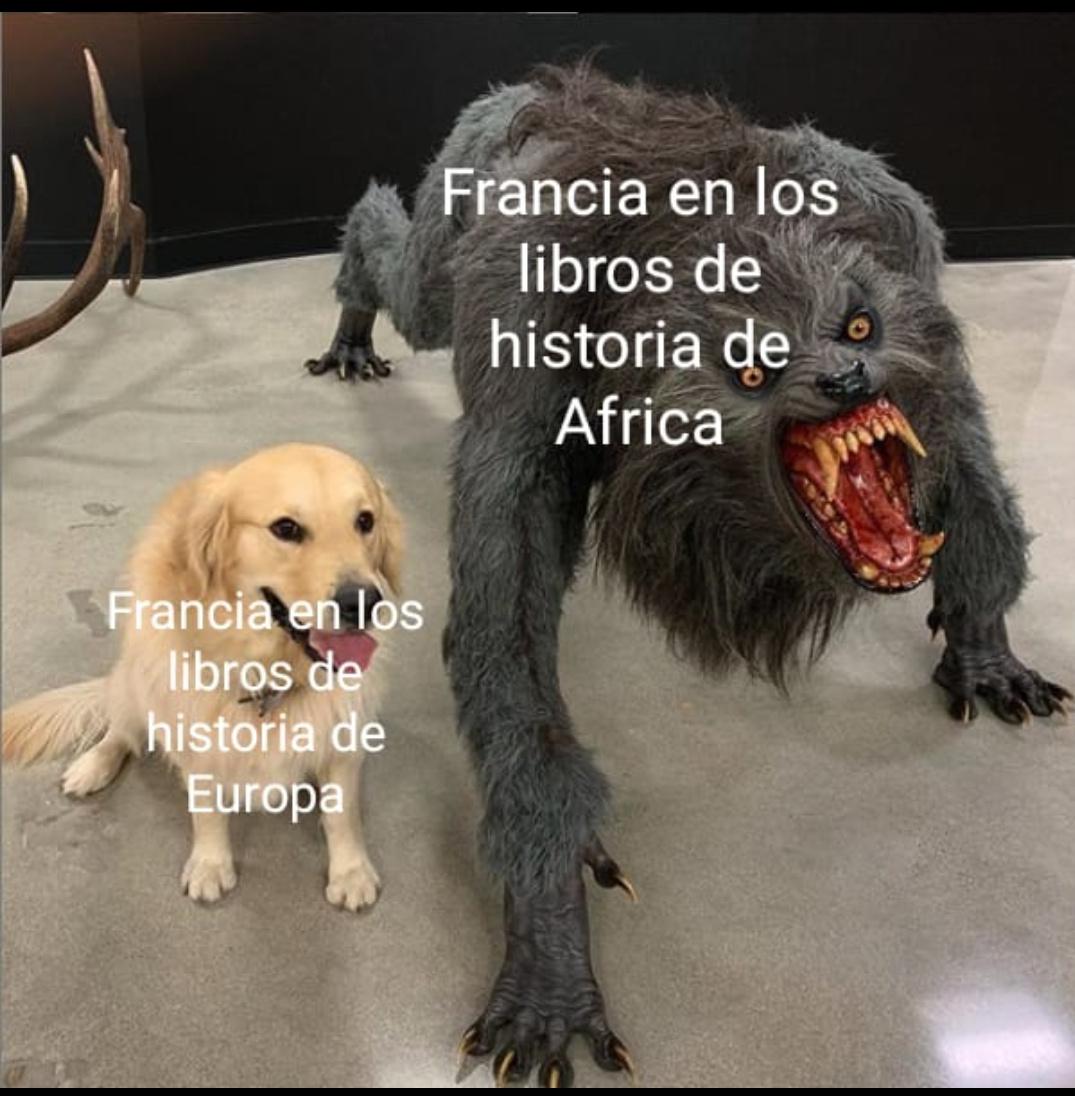 Francia - meme