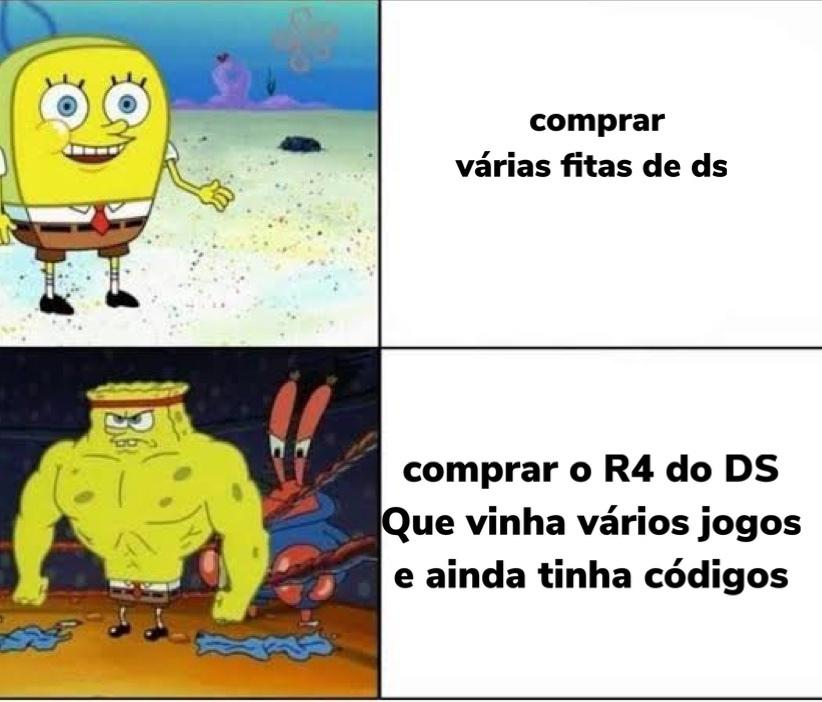 DS - meme