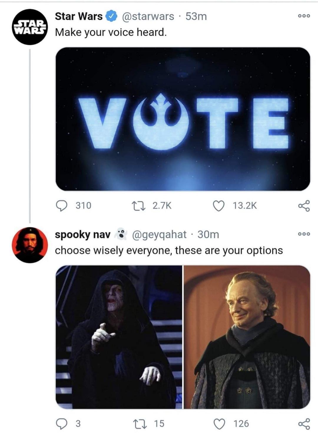 Dongs in a democracy - meme