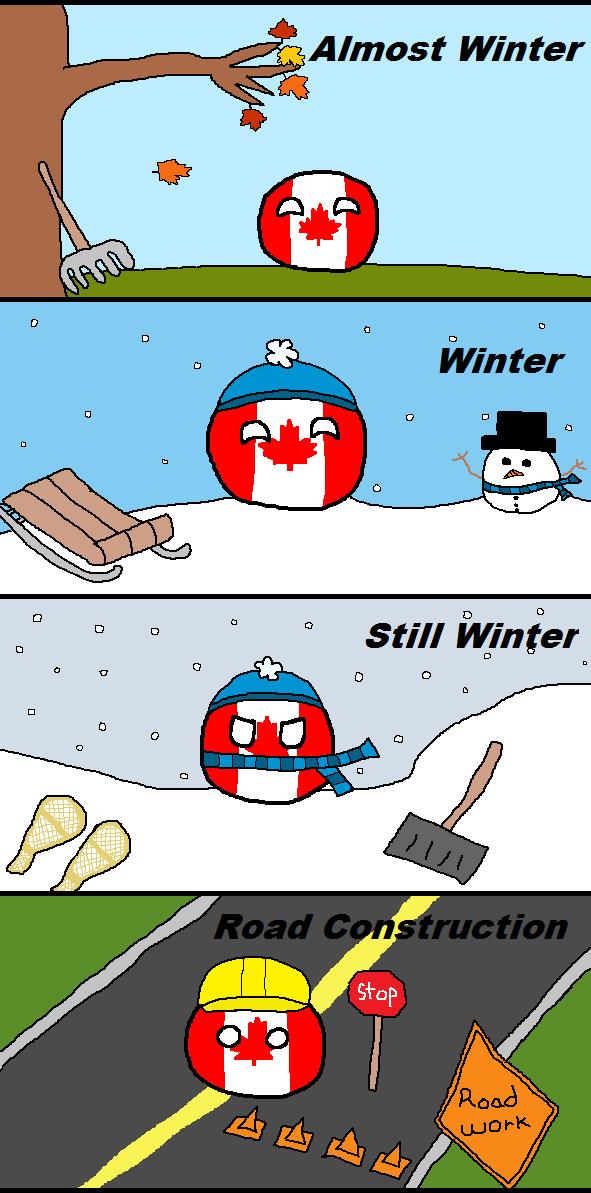 les 4 saisons - meme