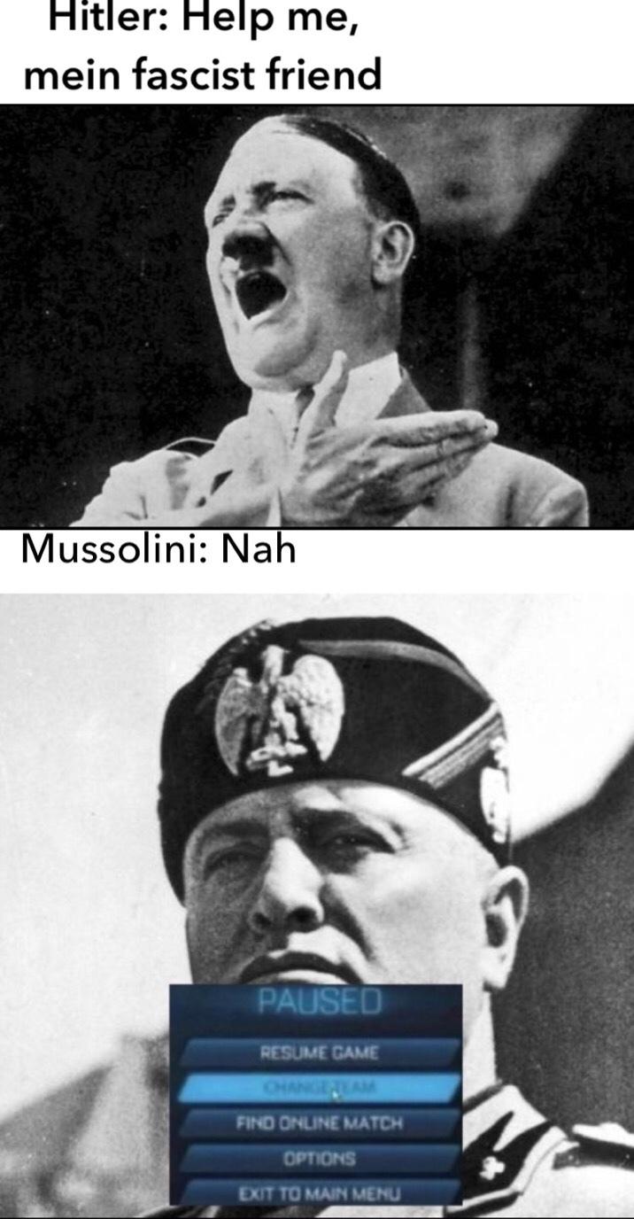 Hopping on the meme bandwagon