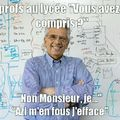 Les profs de maths