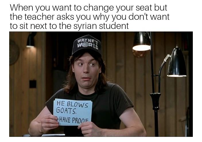 Definitely not made - meme