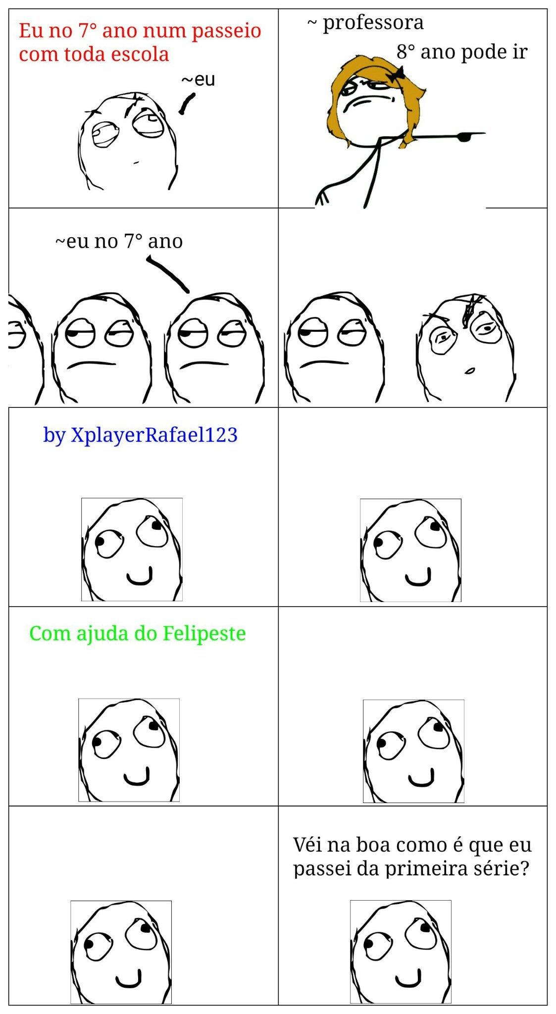 Ajuda do Felipeste, Original, - meme