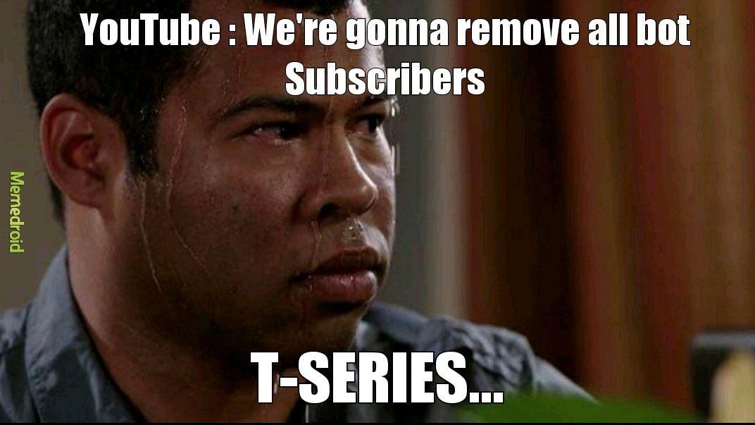 Sub to PewDiePie  - meme