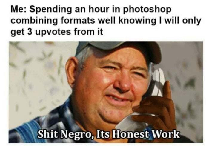 I stole this - meme