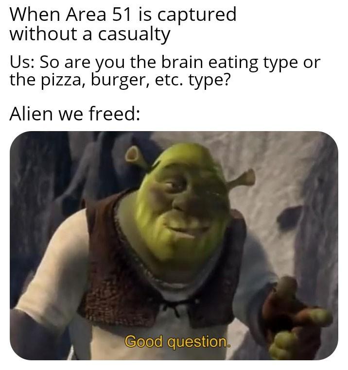 Swamp - meme