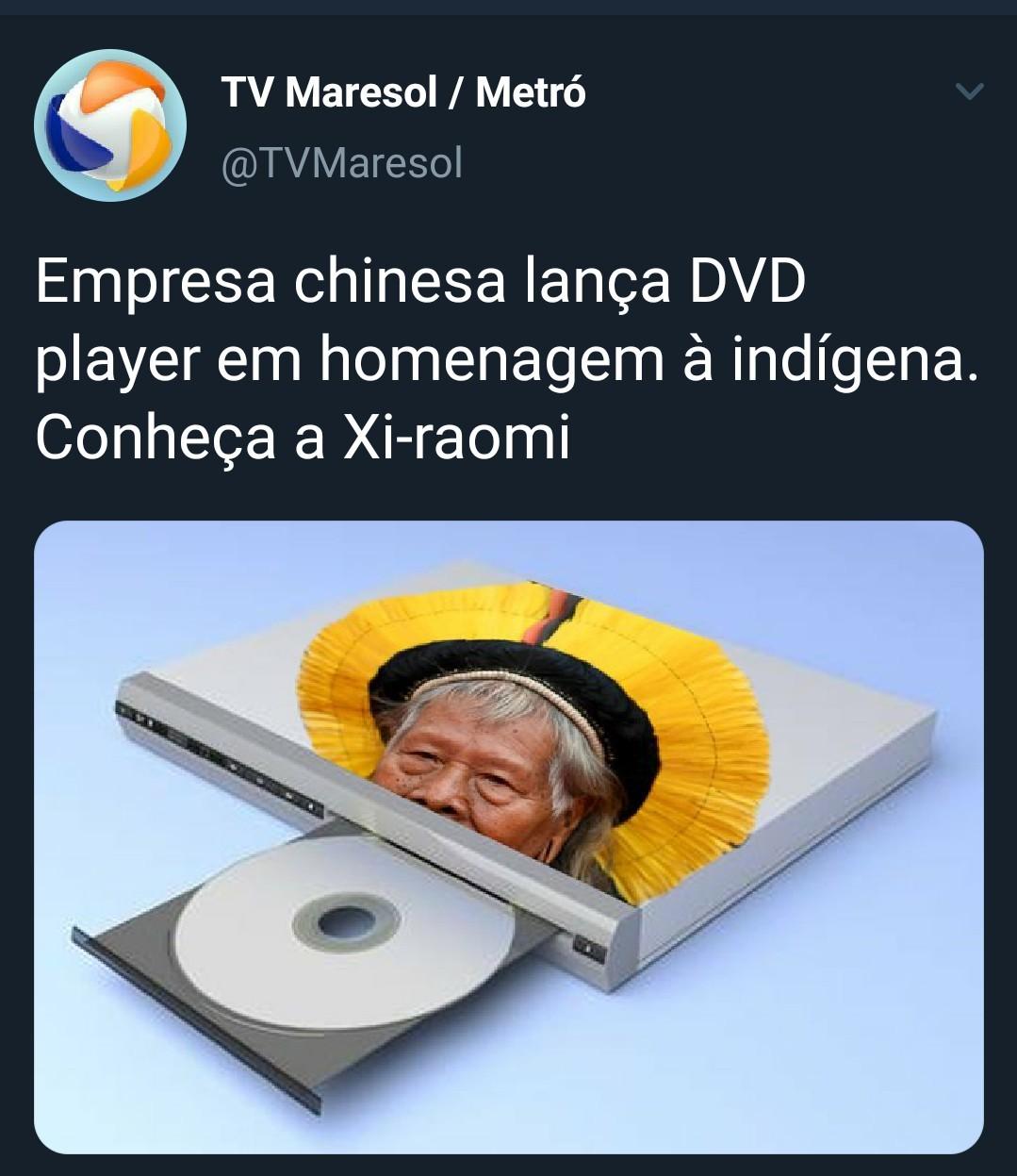 Ainda vendem DVD? - meme