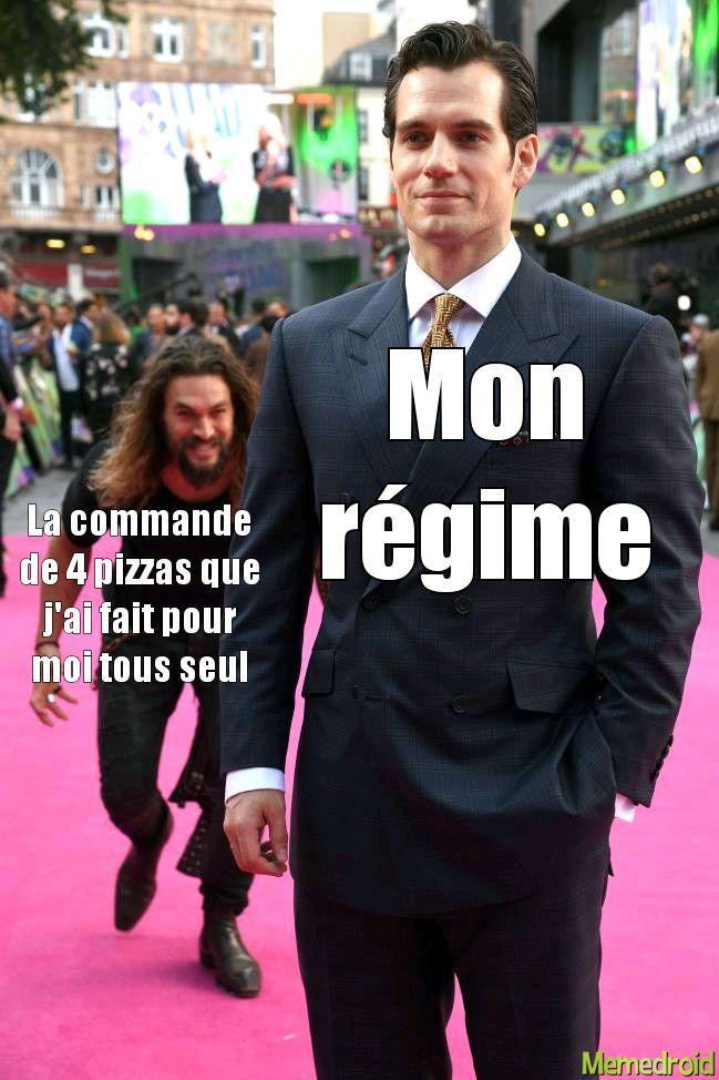 Le régime - meme