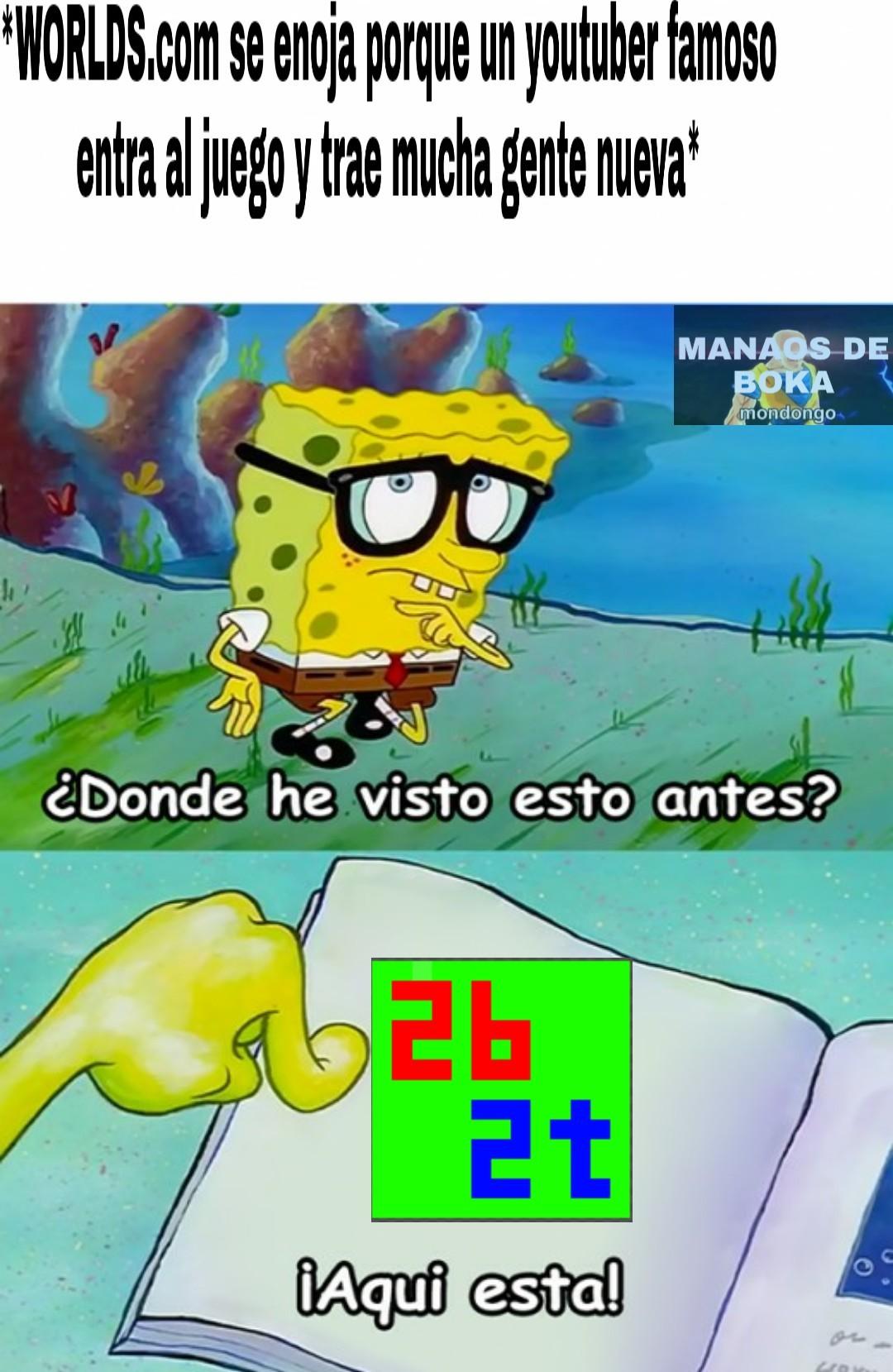 2B2T es buenardo - meme