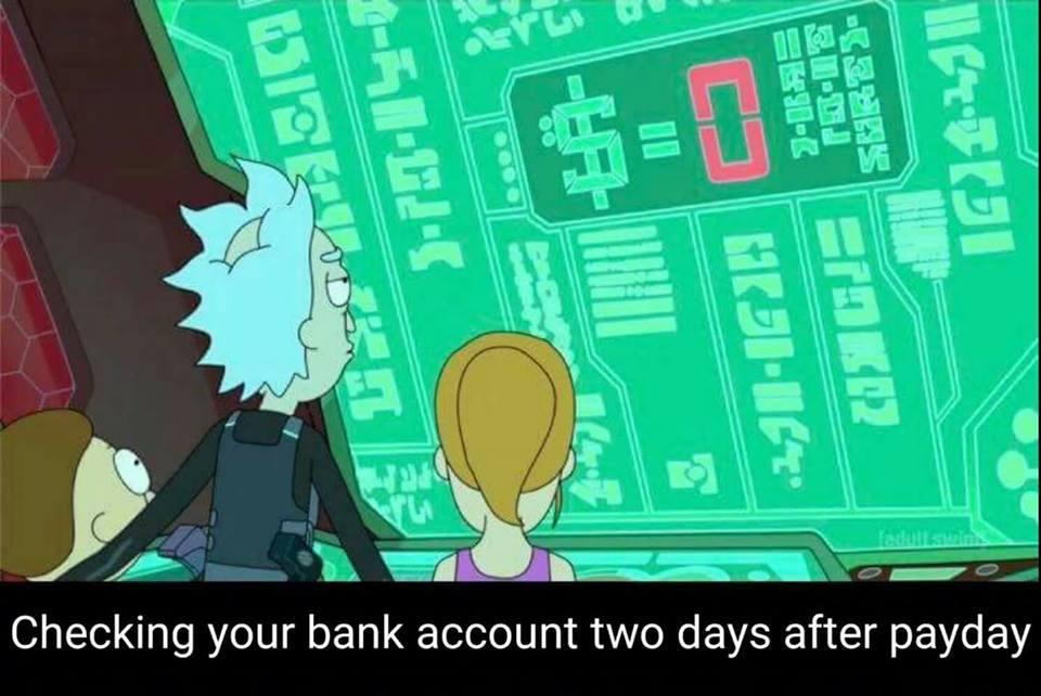 bank - meme