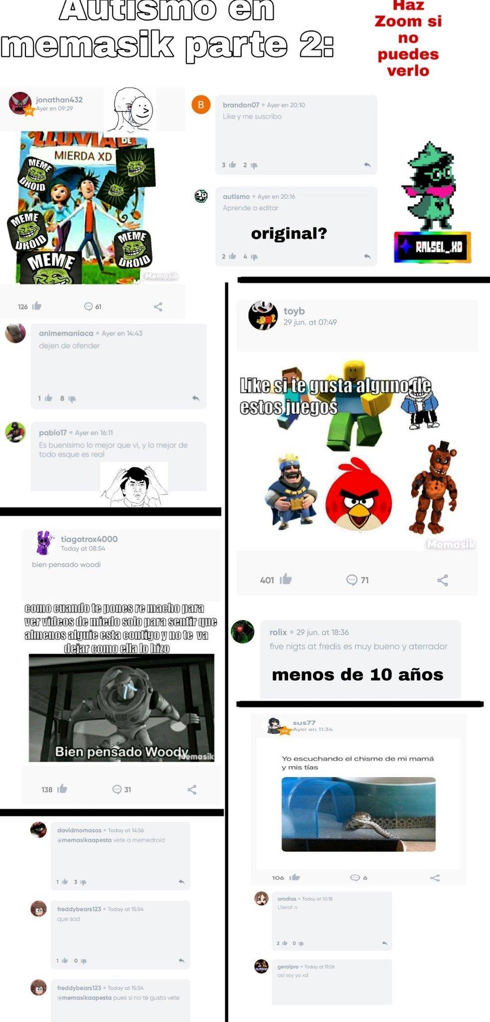 2da Parte - meme