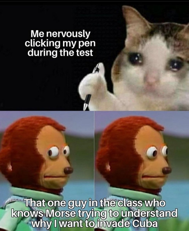 Wipety whine cuba is mine - meme