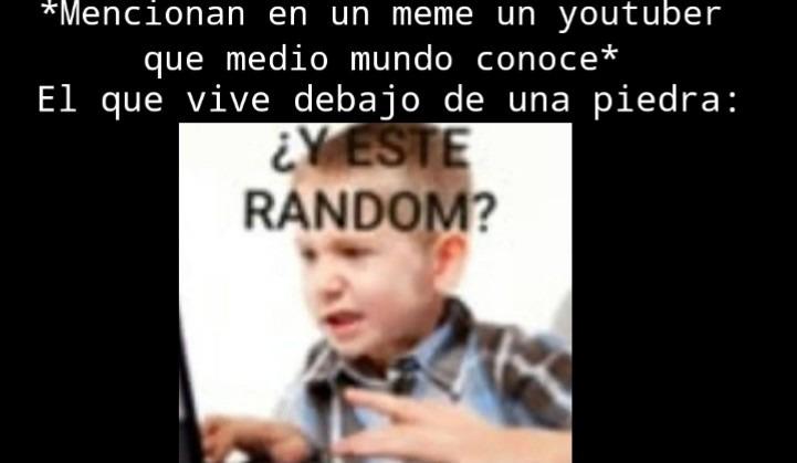 Espacio gratis - meme