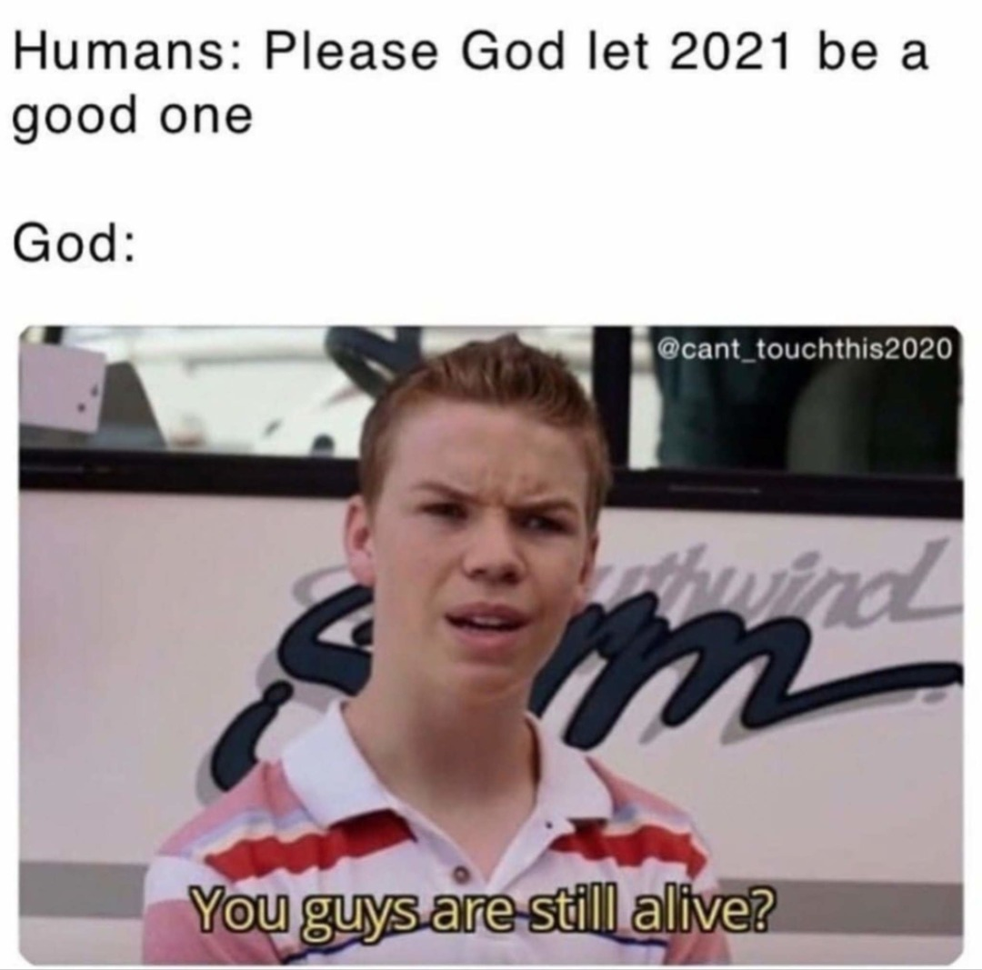 what are expecting god! human species gone extinct ^o^ - meme