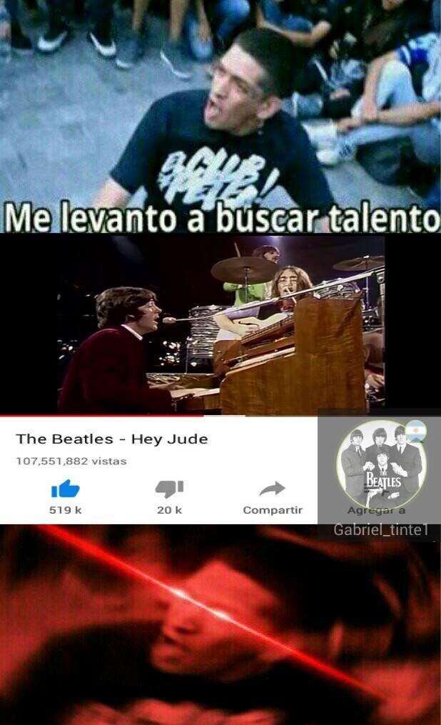 Hey Jude - meme