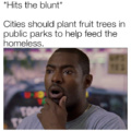 Fruit for the poor