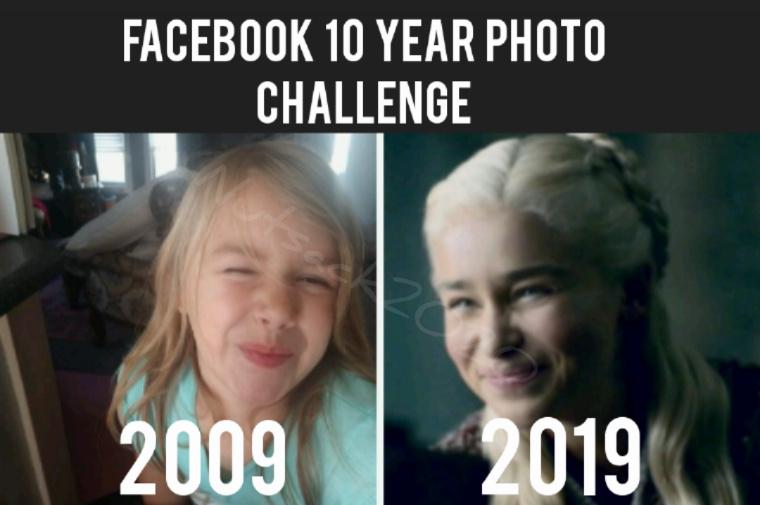 Facebook Challenge - meme