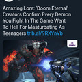 dongs in a doom