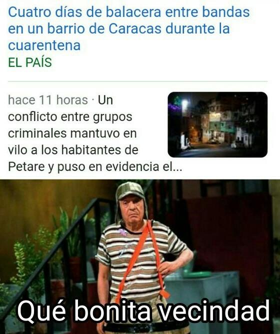 Viva venezuela - meme