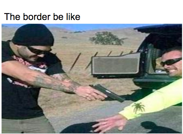 american memes of mexico