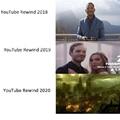YouTube rewind apocalipse