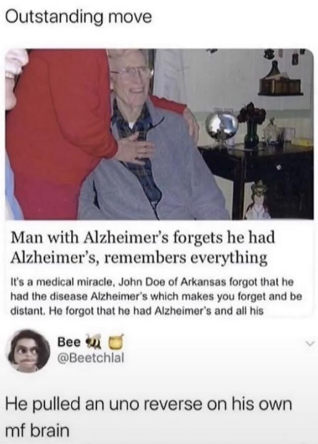 Big brain move - meme