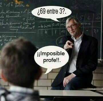 Imposible!!! - meme