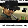 Gringo thug life