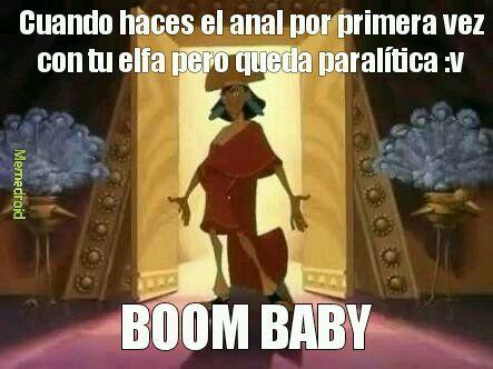 BOOM BABY - meme