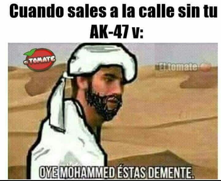 Muhamed - meme