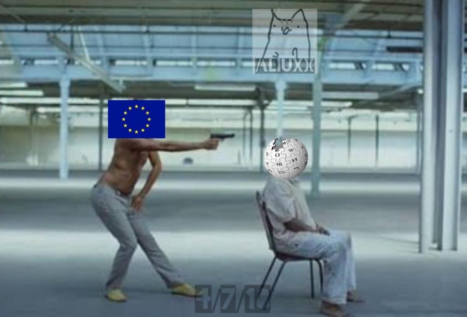 maldita Unión Europea >:( - meme