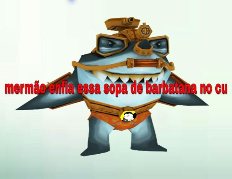 Carcharodon - meme
