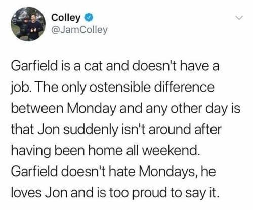 Monday's Hate I - meme