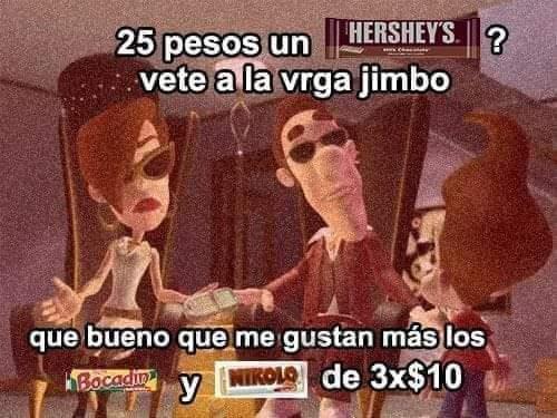 Jimbo tarado Jimbo tarado - meme