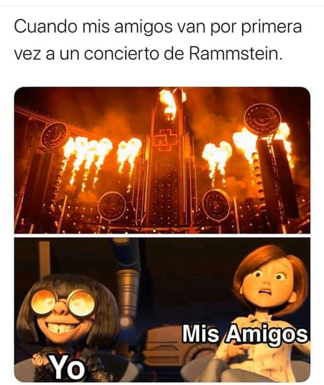 Rammstein - meme