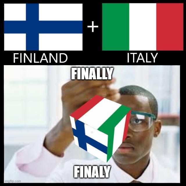 Finaly - meme