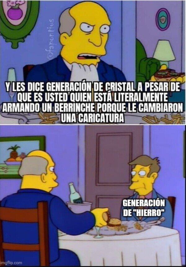 Repost Pero De Cuanto Cabron#5892 - meme