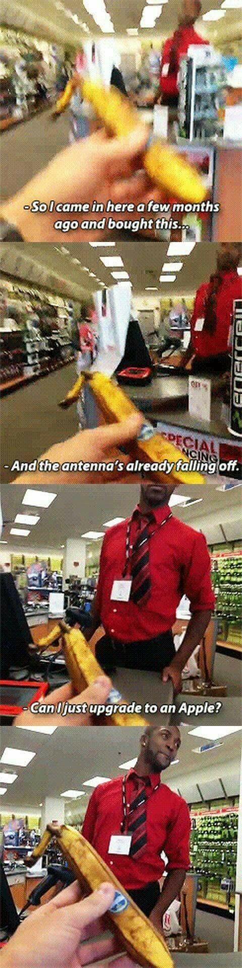 Ring ring ring... Banana Phone - meme