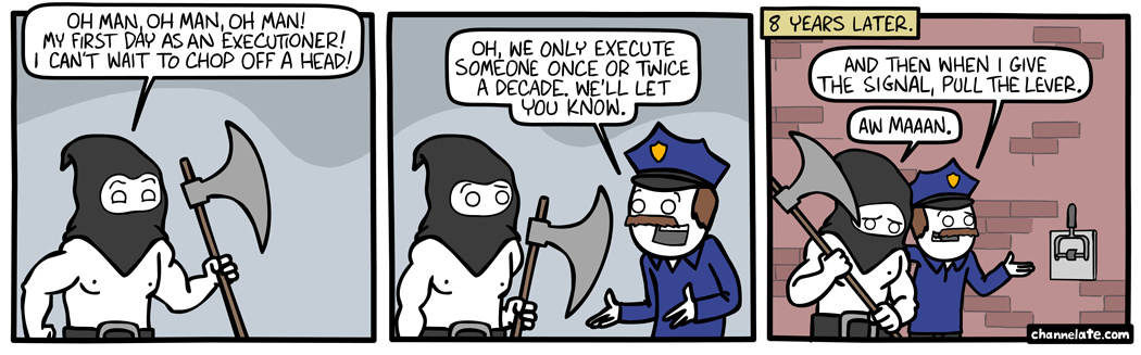 execution - meme