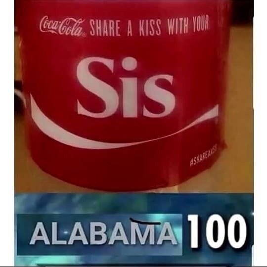 sweet home ALABAMA - meme