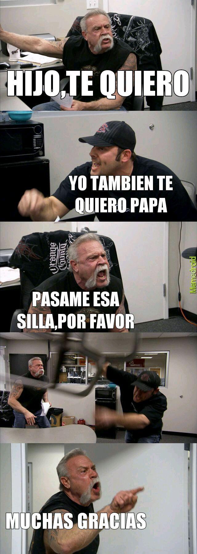 QUE AGRADABLE FAMILIA - meme