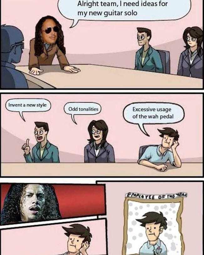 More Wah - meme
