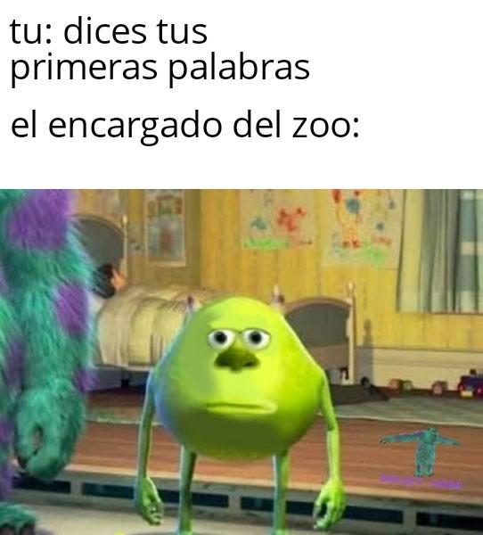 Arriba - meme