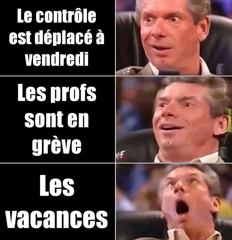 Vacances ! - meme