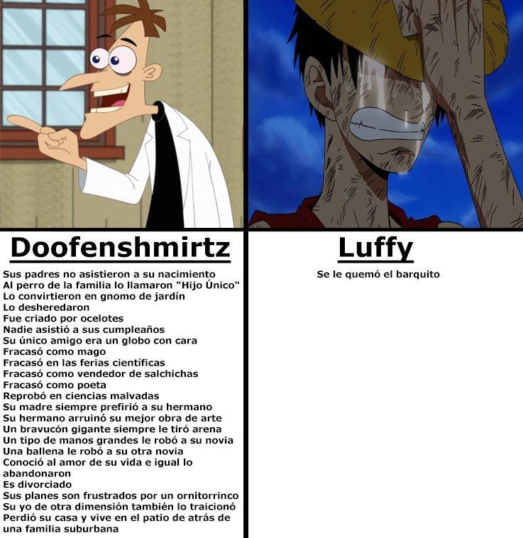 Doofenshmitz un verdadero incomprendido de la sociedad - meme