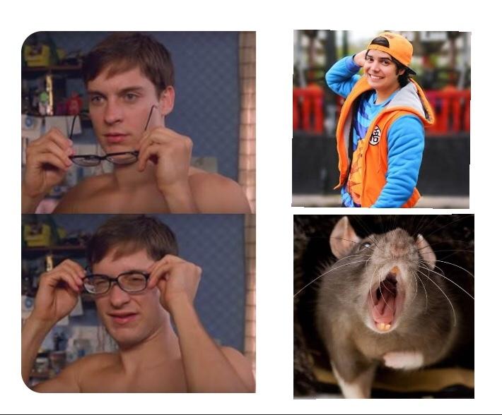 pobre Spidy - meme
